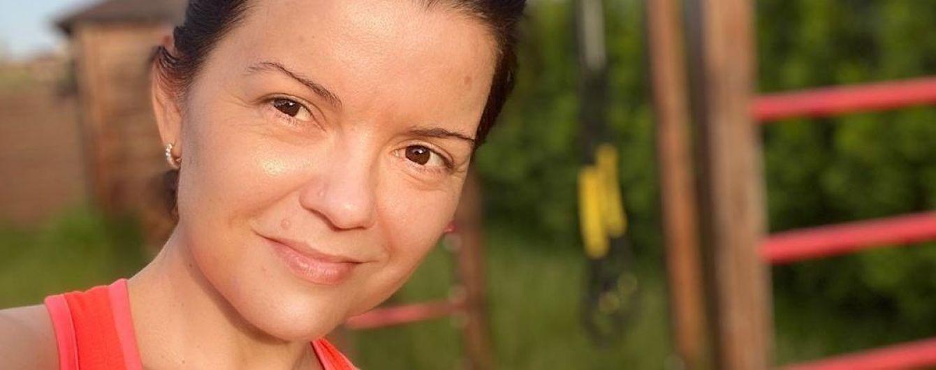 Маричка Падалко рассказала, как ей стало плохо после 14-километровой пробежки