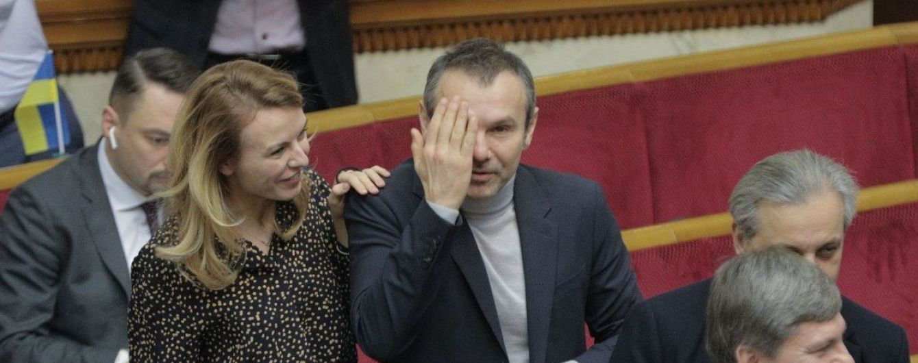 """Нардепы отказались """"отпускать"""" Вакарчука с Рады: голосование провалено"""