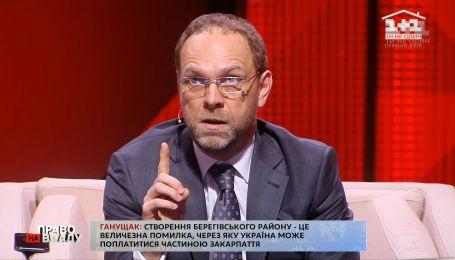 Власенко раскритиковал закон о всеукраинском референдуме