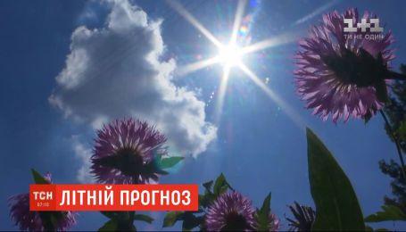 12 червня в Україні буде спекотно, температура прогріється до +35 градусів