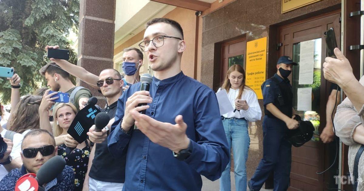Суд у справі Стерненка @ фото: Наталя Нагорна