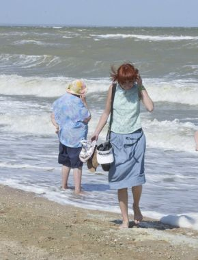 Погода на морских курортах Украины: где комфортно отдыхать