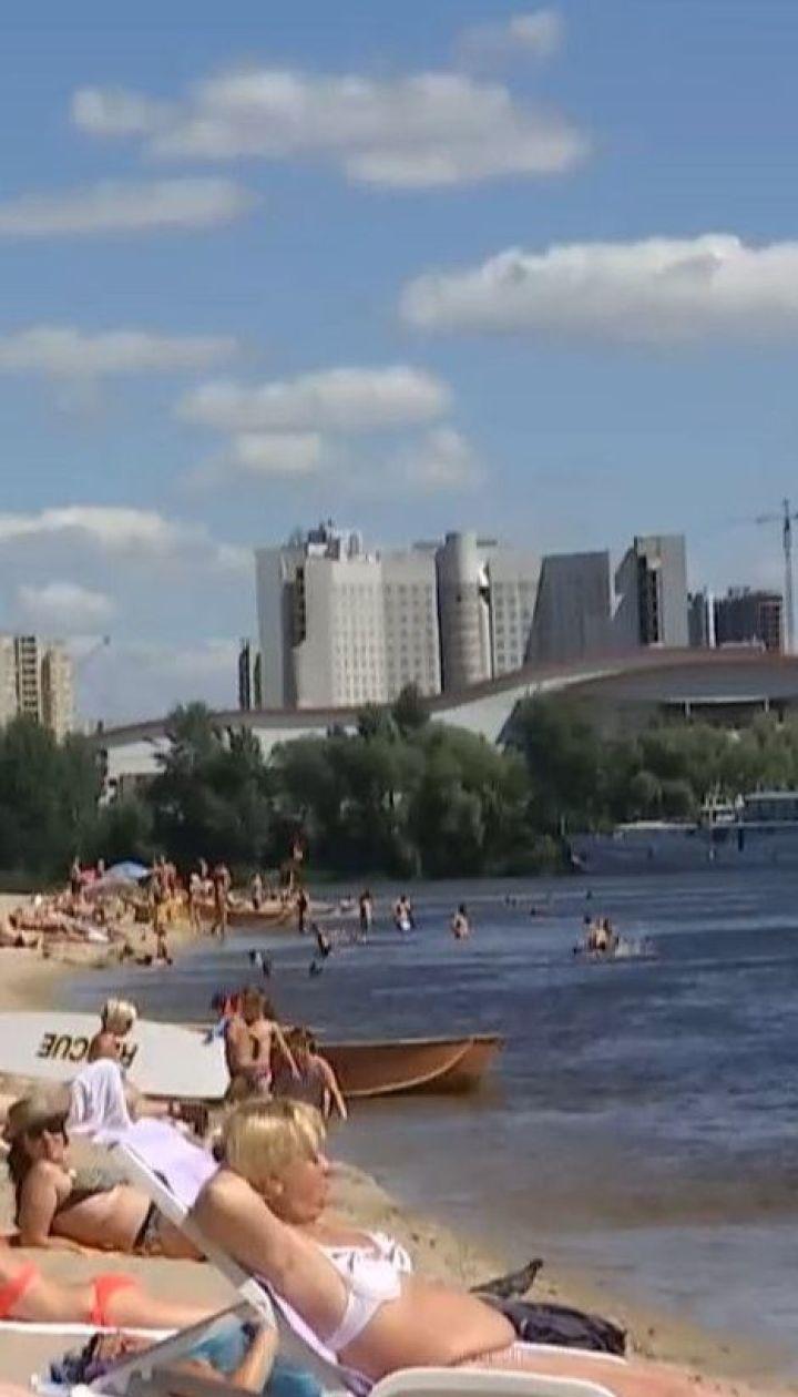 Найспекотніші дні за 140 років: у Києві зафіксували температурний рекорд
