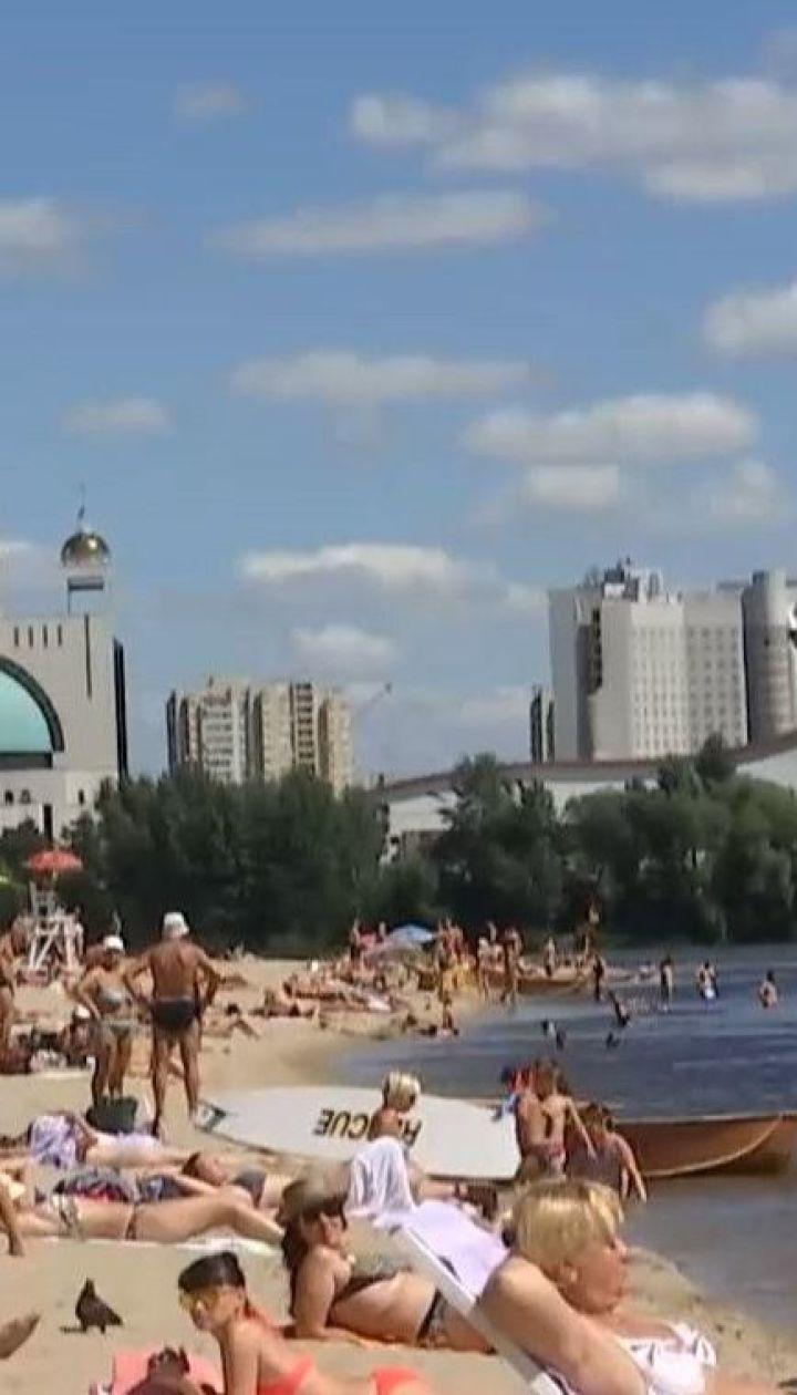 Самые жаркие дни за 140 лет: в Киеве зафиксировали температурный рекорд