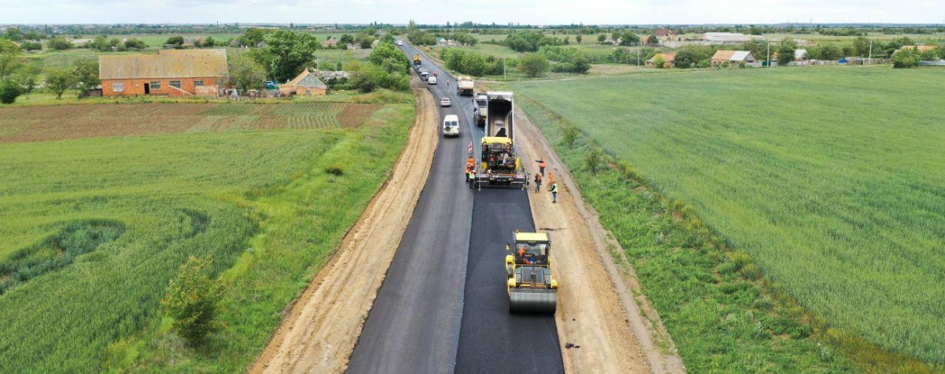 Венгрия предлагает 50 миллионов долларов для строительства дорог на западе Украины