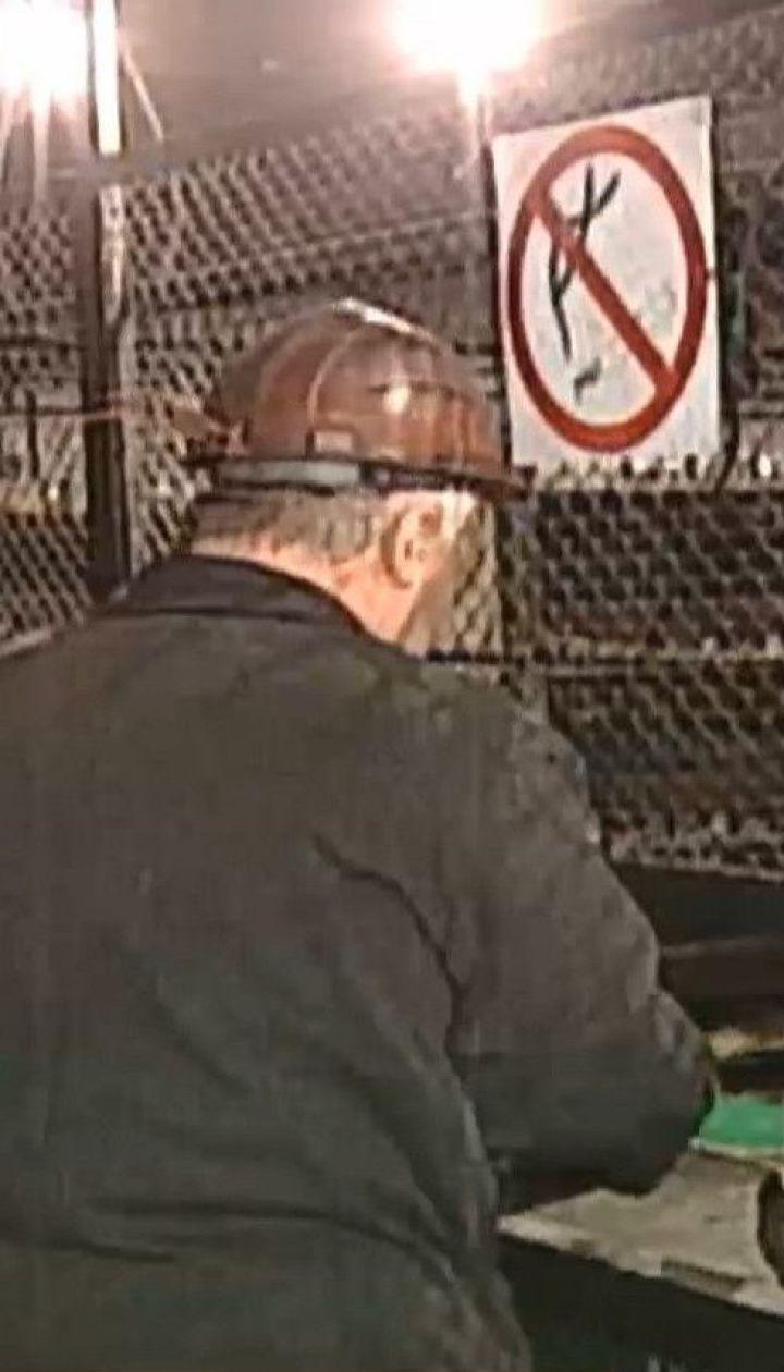 В окупованому Антрациті бунтують шахтарі