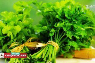 Время витаминов: топ самой полезной зелени