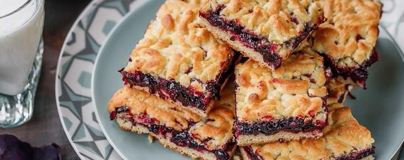 Тертый пирог от Евгения Клопотенко
