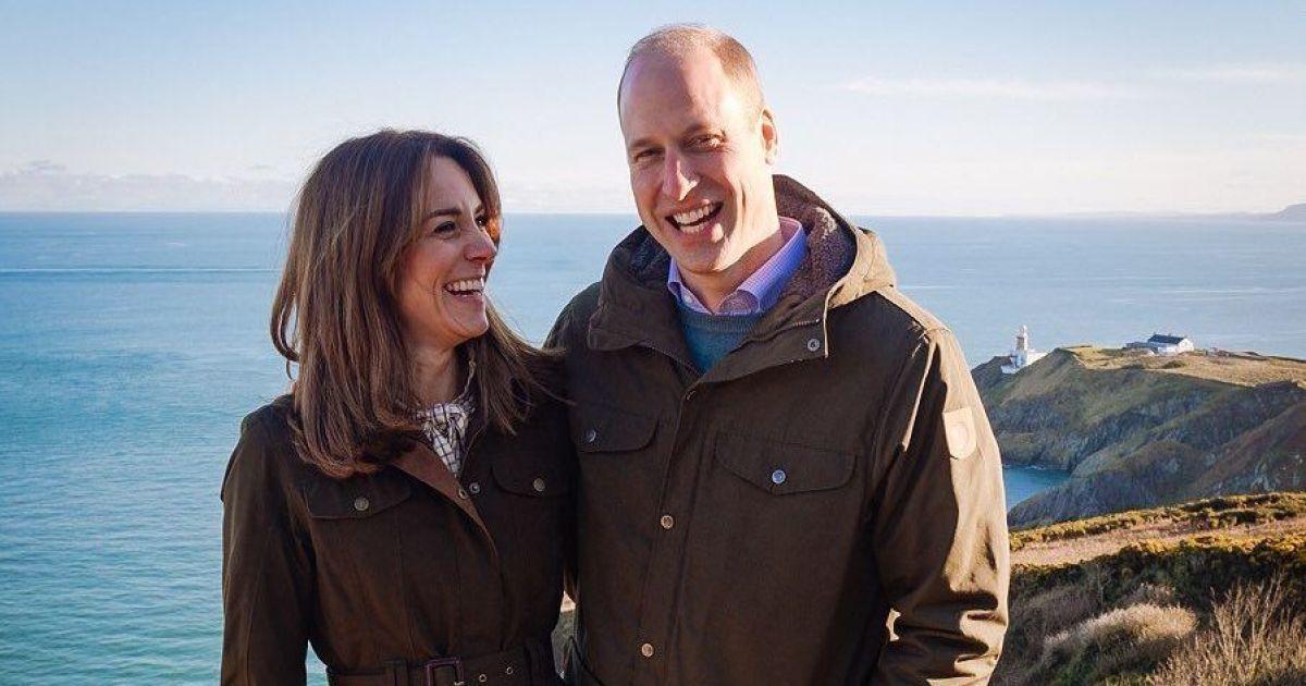 """""""Упал к ногам"""": принц Уильям сконфузился перед Кейт во время первой встречи"""
