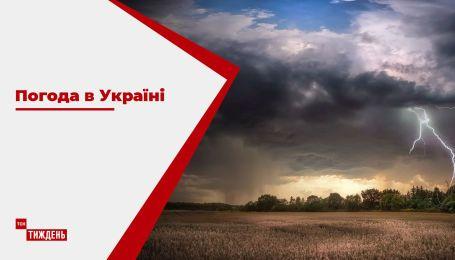 Метеозависимость: украинцев от жары будут спасать шквалы с порывами ветра