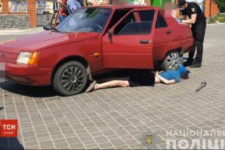 Группу опытных квартирных воров задержала полиция в Днепропетровский области