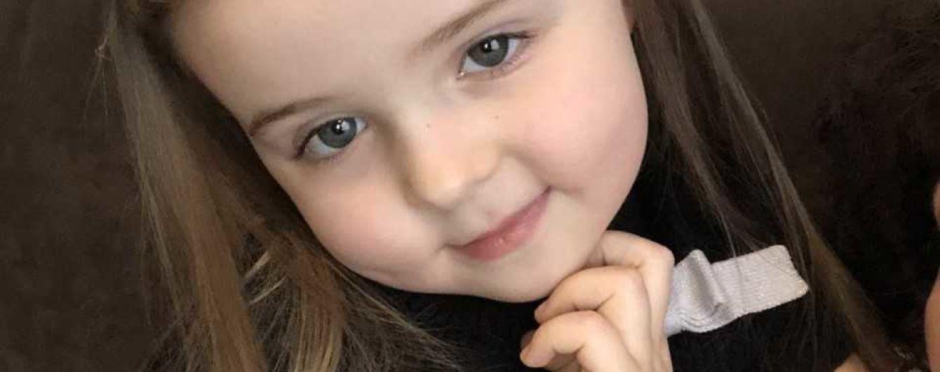 Лимфома поразила 4-летнюю Еву