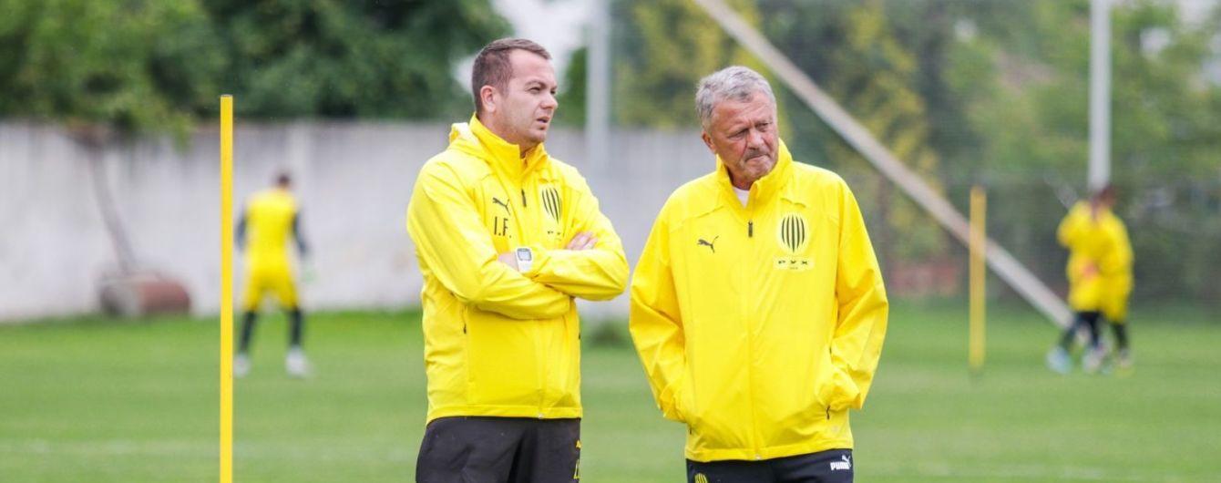 Маркевич - консультант: лидер Первой лиги назначил нового тренера