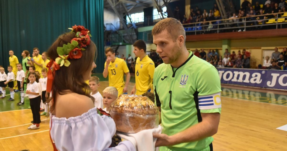 чемпионат украины по футзалу 2016