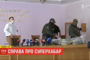 Супервзятка: суд арестовал еще двух фигурантов неудачной попытки подкупить руководителей НАБУ и САП