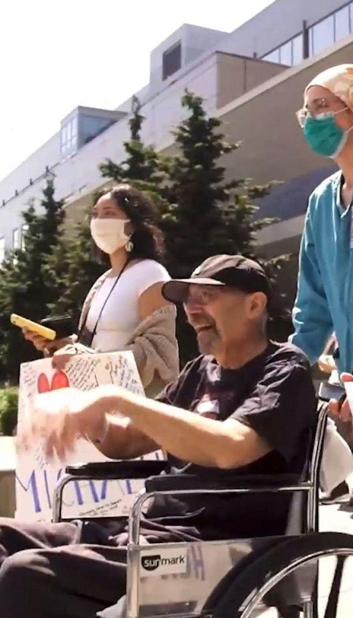В США мужчина вылечился от коронавируса, зато получил огромный счет из больницы