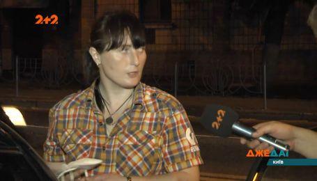 В Киеве произошла авария с эффектом домино