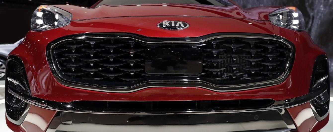 KIA Sportage в лимитированной версии выходит на украинский рынок