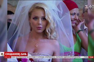 Тина Кароль опубликовала архивное видео со своей свадьбы