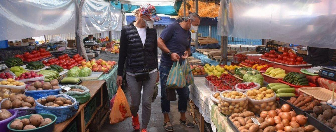 Ціни на овочі та фрукти в Україні: що подорожчає восени після затяжного карантину і погодної лихоманки