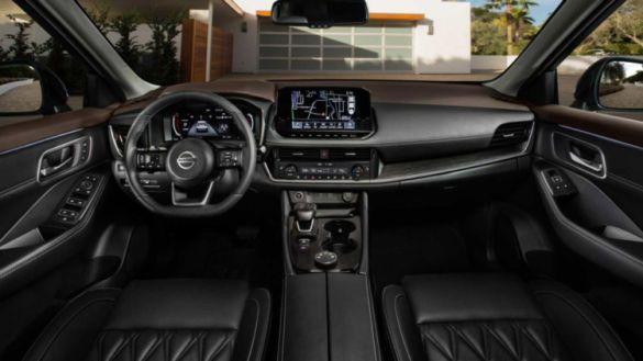 Lexus IS, салон