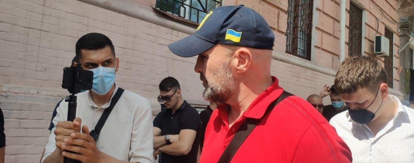 Дело об убийстве Екатерины Гандзюк: Мангера отпустили из зала суда