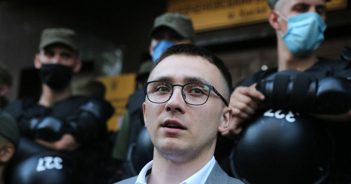 Хто такий Сергій Стерненко: що відомо про активіста, якого підтримують у багатьох містах України