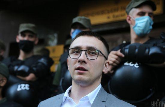 До Стерненка додому приїхали правоохоронці з Одеси пояснювати правила домашнього арешту