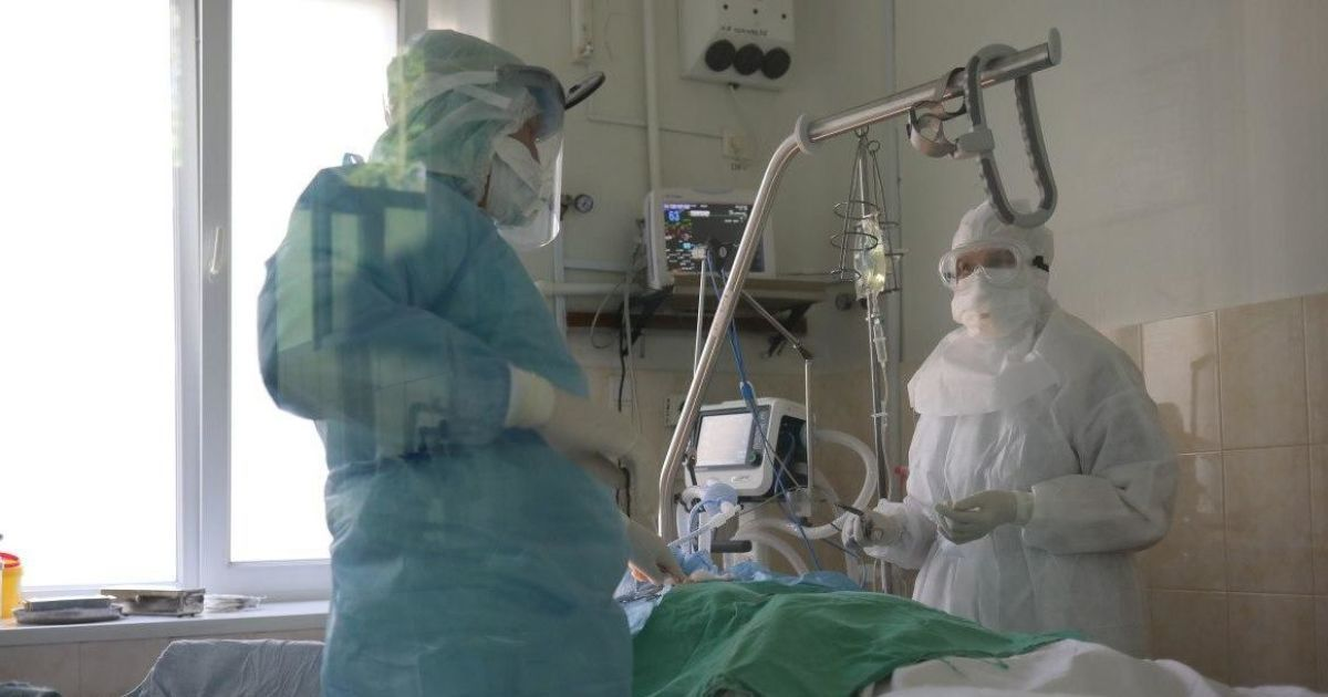 Почти 3,5 млрд грн получили медучреждения Украины за лечение больных коронавирусом - НСЗУ