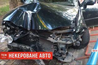 В Одессе виновника ДТП избили прохожие, по дороге в больницу он скончался