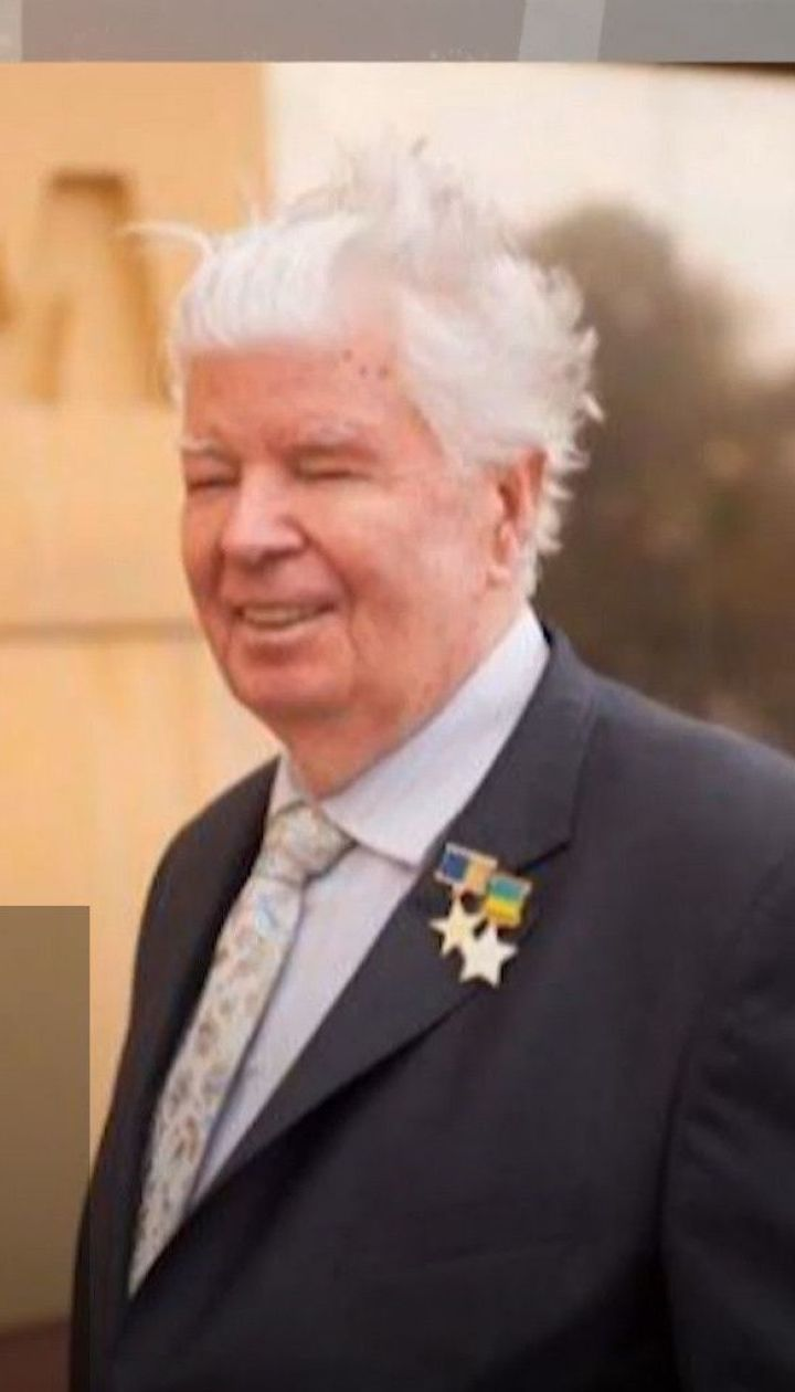 На 84-м году жизни умер отец пятого президента Алексей Порошенко