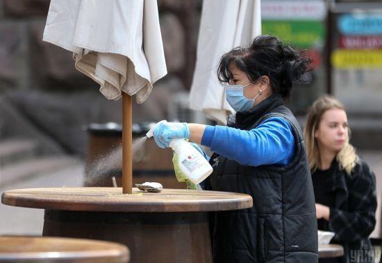У Києві ІФА-тести змусять робити всім працівникам кафе, ресторанів та торгових центрів