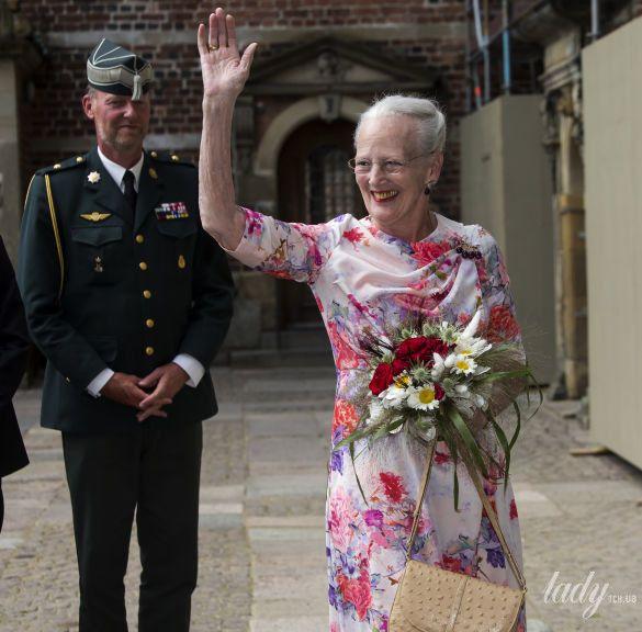 Королева Маргрете II_2