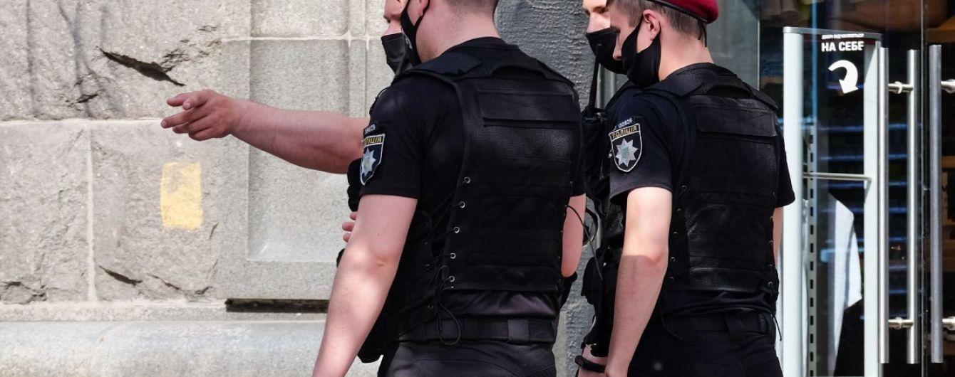 В центр Киева стянули силовиков: что происходит