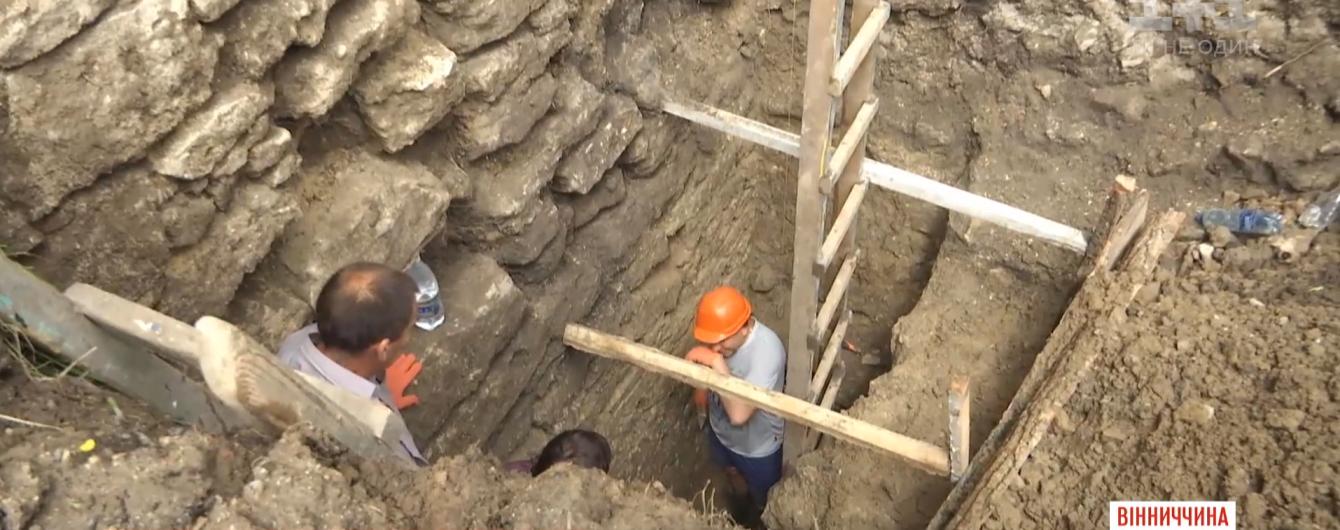 В Винницкой области реставрируют пятисот крепость, что была воротами Подолья во времена Речи Посполитой