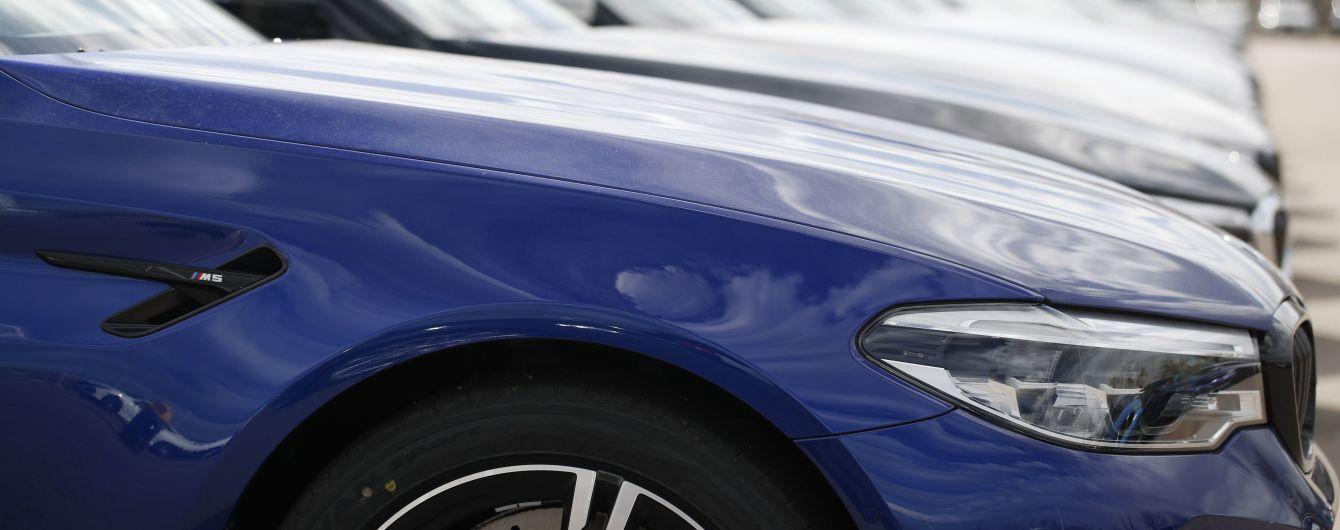 Седан BMW M5 розсекречений перед прем'єрою: подробиці та фото