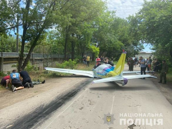 Літак Одеса