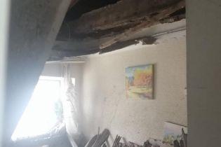 У центрі Одеси звалилося перекриття в житловому будинку