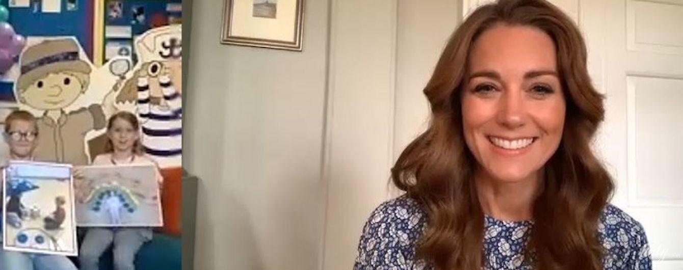 Красавица в платье Marks & Spencer: герцогиня Кембриджская продемонстрировала новый образ