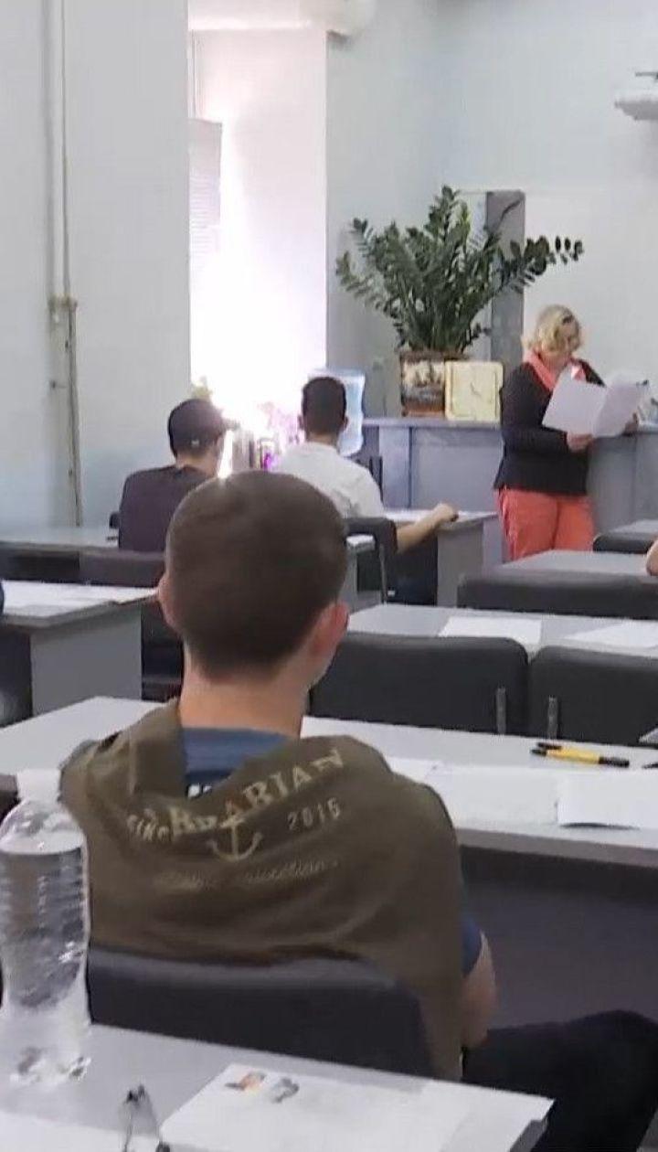 Шмигаль заявив, що підстав для перенесення чи скасування основної сесії ЗНО немає