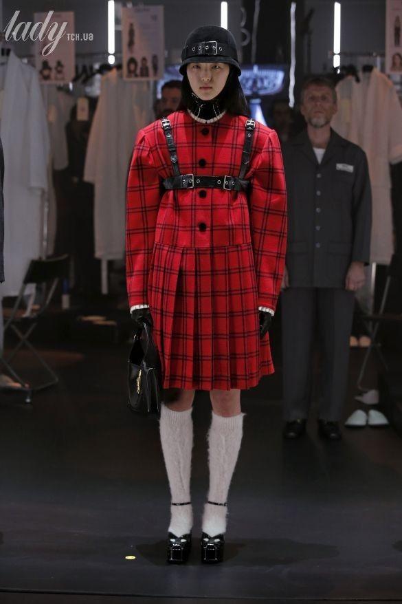 Коллекция Gucci прет-а-порте сезона осень-зима 2020-2021_20