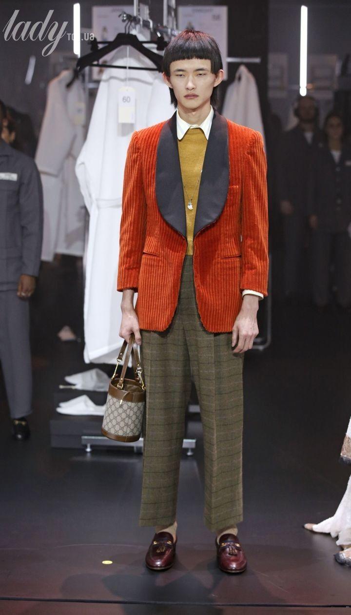 Колекція Gucci прет-а-порте сезону осінь-зима 2020-2021 @ East News