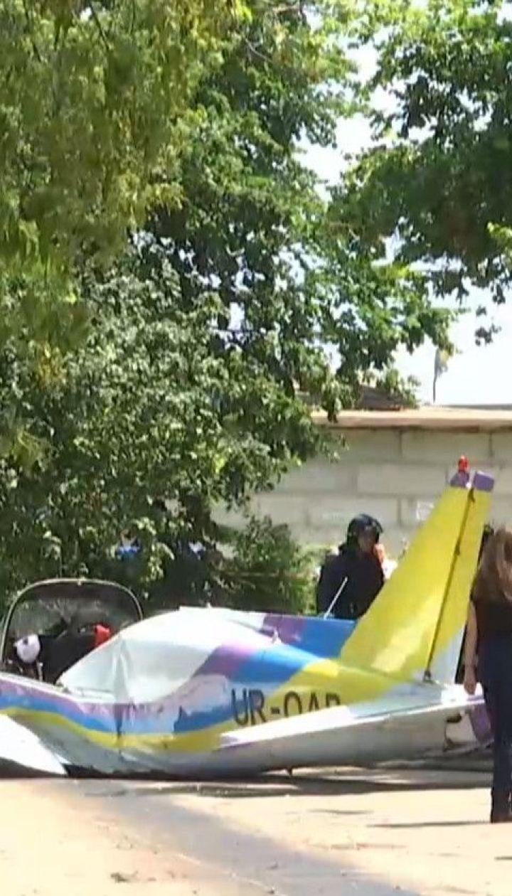 Падіння літака у Одеській області: які є версії причини аварії