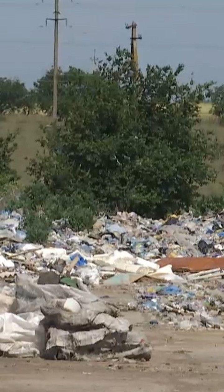 Депутати хочуть удесятеро збільшити штрафи за неправильне поводження зі сміттям