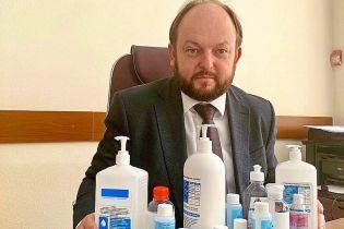 """В Минэкономики уволили руководителя """"Укрспирта"""", но потом отменили приказ"""