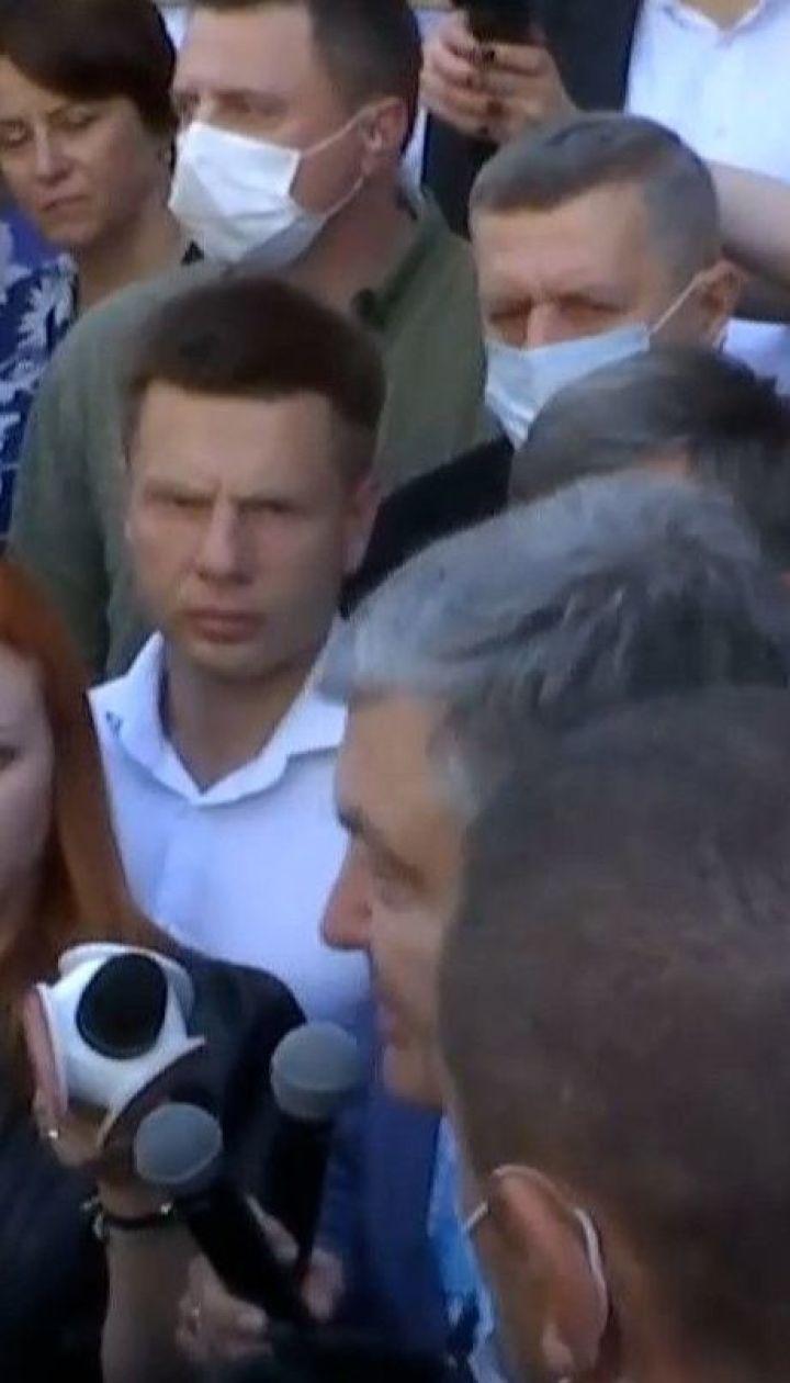 Суд будет избирать меру пресечения Петру Порошенко 18 июня