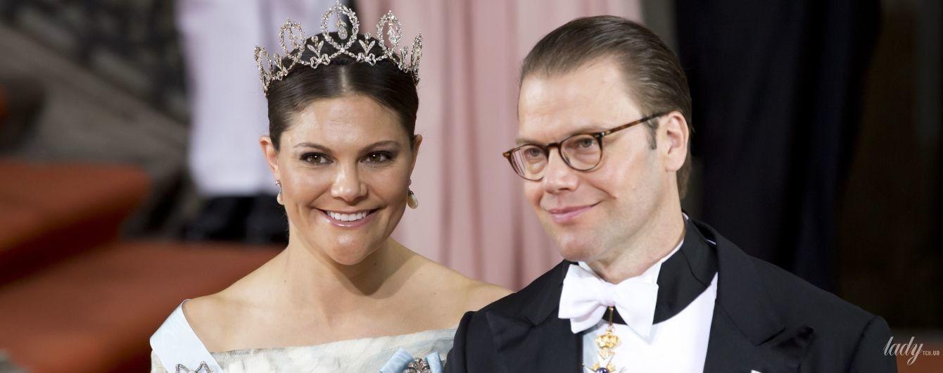 Два Даніелі і красиве весілля: історія кохання шведської кронпринцеси Вікторії