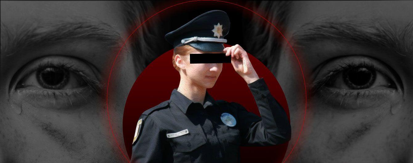 Царапала шею и била в живот: 18-летняя девушка из Закарпатья утверждает, что ее жестоко избили в полиции