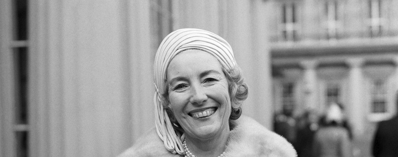Померла відома британська співачка Віра Лінн