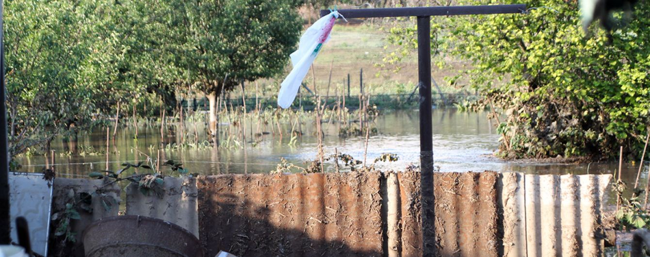 МИД обратился к НАТО и ЕС за помощью в преодолении последствий наводнения на Западной Украине